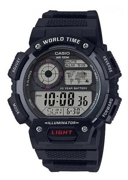 Наручные часы Casio AE-1400WH-1AVEF