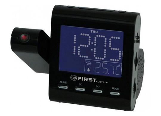 Настольные проекционные часы First FA 2421-1