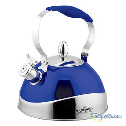 Чайник Maxmark со свистком 2.7 л (MK-1315)
