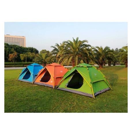 Палатка для туризма LFO GJ-1668 Синяя