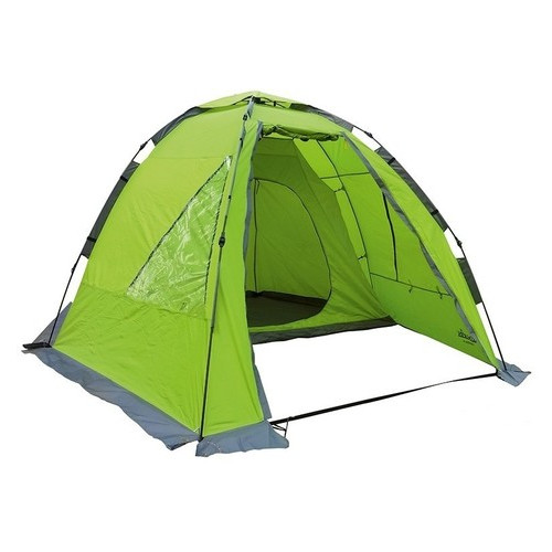 Палатка полуавтоматическая 4-х местная Norfin Zander 4 NF-10403