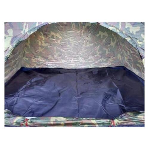 Палатка туристическая четырехместная Stenson HY-1130 2*2*1.35м R17758 Camo 230920 (ZE35006027)