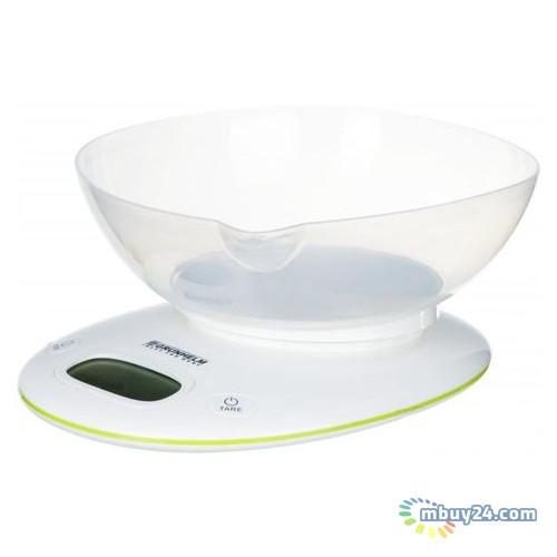 Весы кухонные Grunhelm KES-1PG Белые