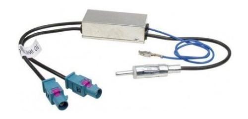 Антенный адаптер ACV 1524-07 Skoda (2x Fakra)
