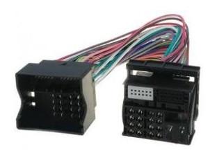 Кабель AWM 150-17 Quadlock 40 pin полный (мама-папа)