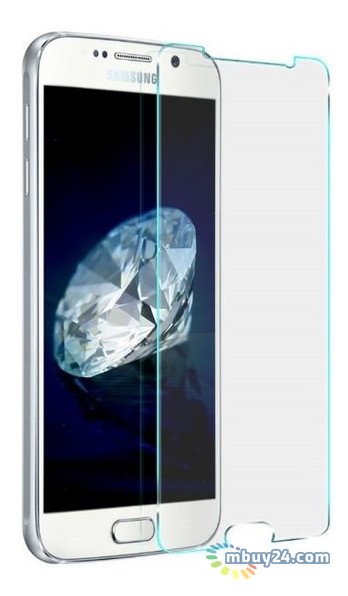 Защитное стекло 2Е Samsung Galaxy A7 2017 2.5D Black (2E-TGSG-GA7)