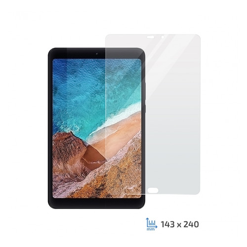Защитное стекло 2E Xiaomi Mi Pad 4 Plus 2.5D Clear (2E-MI-PAD4P-LT25D-CL)