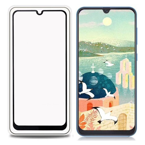 Защитное стекло Toto 5D Full Cover Tempered Glass Samsung Galaxy M30s Black