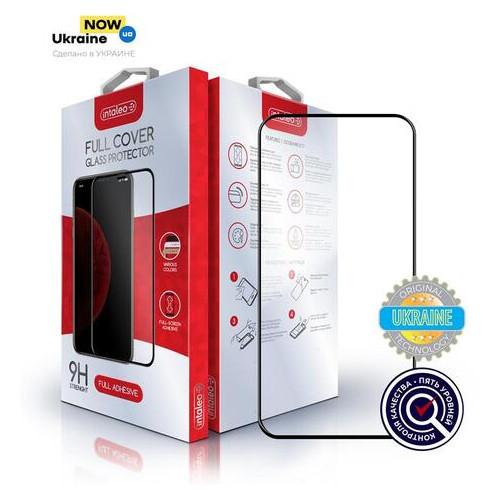 Защитное стекло Intaleo Samsung Galaxy S10 Lite SM-G770 Full Glue Black (1283126501784)
