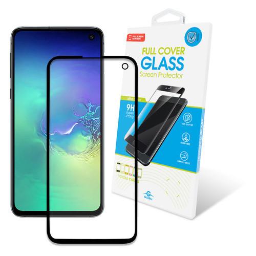 Защитное стекло Global Samsung Galaxy S10e SM-G970 Full Glue Black (1283126490873)