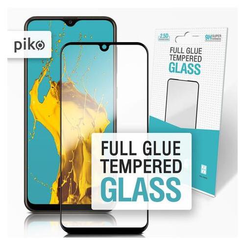 Защитное стекло Piko Samsung Galaxy A31 SM-A315 Black Full Glue, 0.3mm, 2.5D (1283126497469)