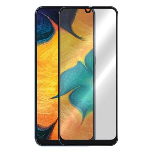 Защитное стекло Privacy 5D Epik full glue (тех.пак) Samsung Galaxy A31 Черный