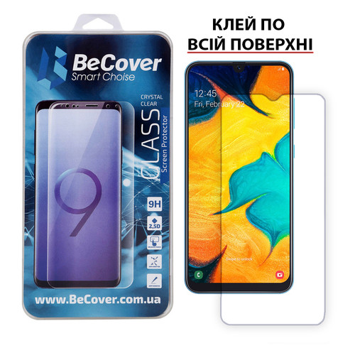 Защитное стекло BeCover для Samsung Galaxy A31 SM-A315 Crystal Clear Glass (704799)