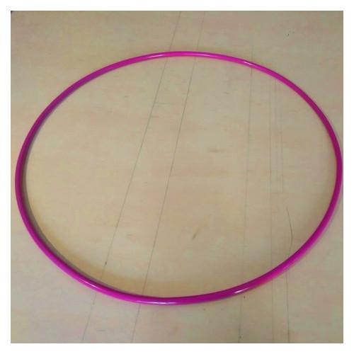 Обруч гимнастический S4S 96 см металл фиолетовый L11
