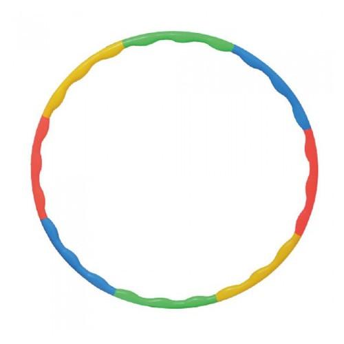 Обруч LiveUp Hula-Hoop пластик Multi (LS3326)