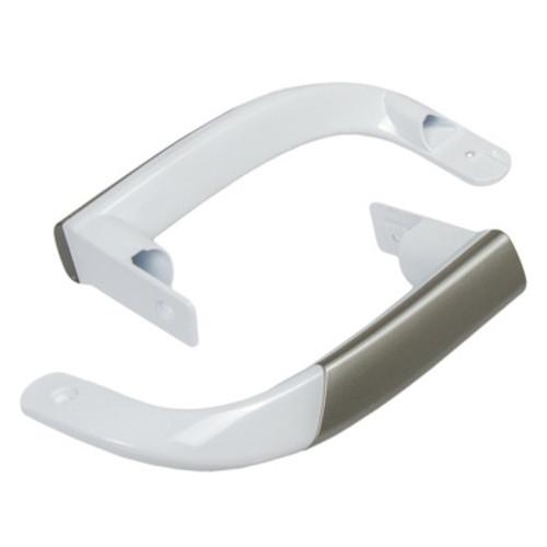 Комплект ручек двери Beko для холодильника 2 шт (4326380500)