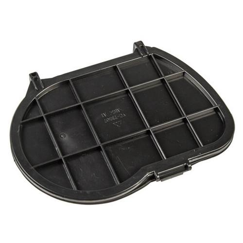 Крышка нижняя контейнера Zanussi для пыли пылесоса (4071387171)