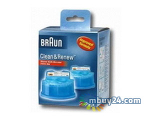 Картридж Braun Clean Charge CCR2
