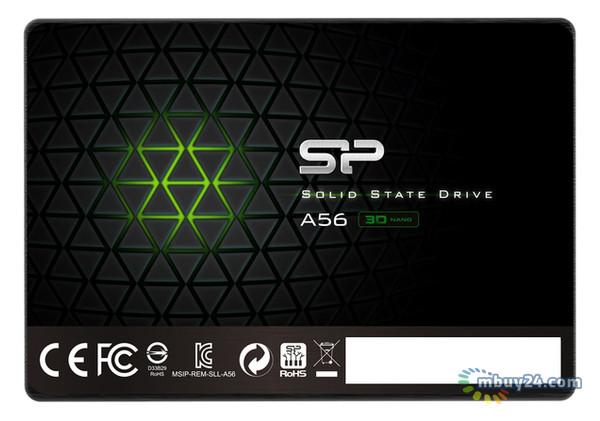Накопитель SSD Silicon Power 128Gb SATAIII TLC (SP128GBSS3A56B25)