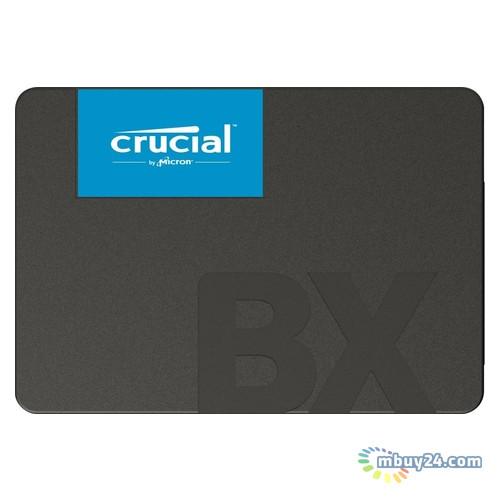 Твердотельный накопитель SSD 2.5 Crucial BX500 480GB SATA 3D TLC (CT480BX500SSD1)