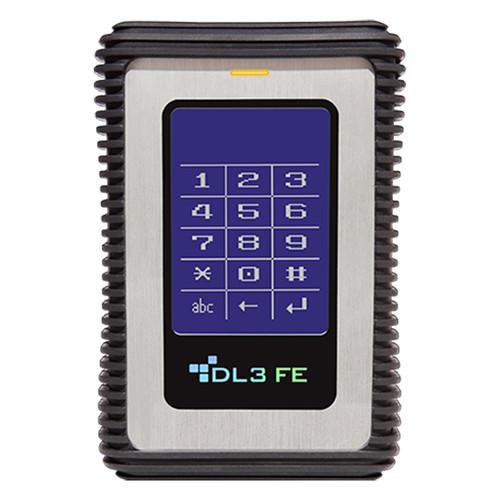 SSD накопитель DataLocker DL3 FIPS Edition (FE) Encrypted Hard Drive 960GB