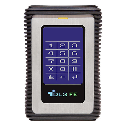 SSD накопитель DataLocker DL3 FIPS Edition (FE) Encrypted Hard Drive 960GB - 2 Factor Auth RFID
