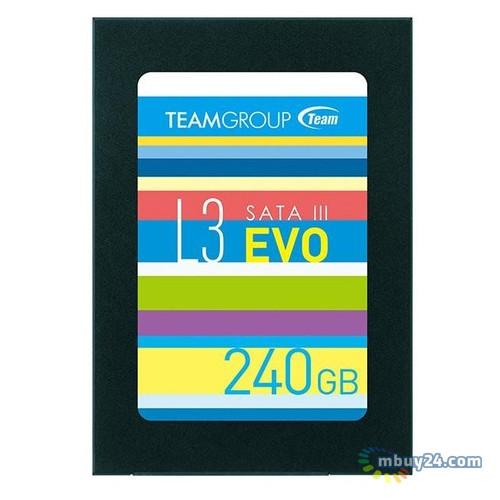Накопитель SSD Team 240GB L3 Evo (T253LE240GTC101)