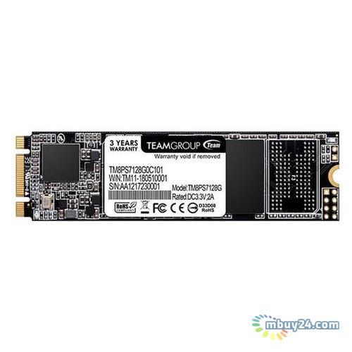 Накопитель SSD Team MS30 128GB (TM8PS7128G0C101)
