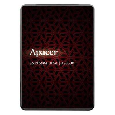 Накопитель SSD Apacer 2.5 128GB AS350X (AP128GAS350XR-1)