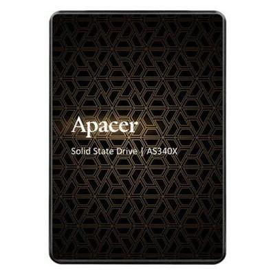 Накопитель SSD Apacer 2.5 480GB AS340X (AP480GAS340XC-1)