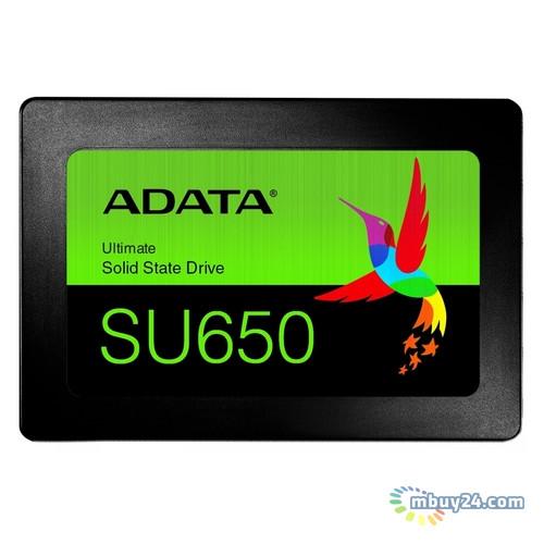 Накопитель SSD A-Data 2.5 SATA 480Gb Ultimate SU650 (ASU650SS-480GT-R)