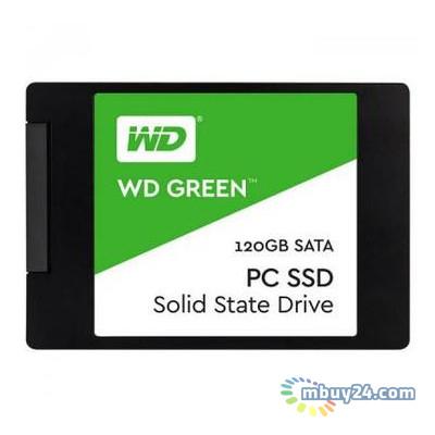 "Накопитель SSD Western Digital Green SSD 120GB 2.5"" SATAIII TLC (WDS120G2G0A)"