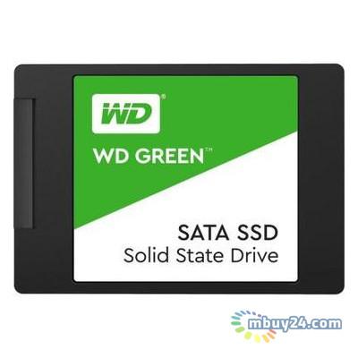 Накопитель SSD Western Digital 2.5 480GB (WDS480G2G0A)