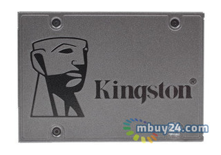 SSD накопитель Kingston SSDNow A400 480 GB (SA400S37/480G)