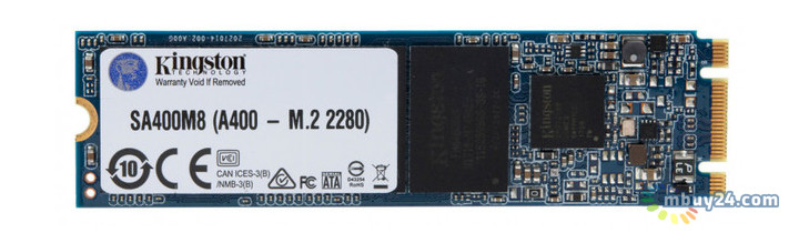 Накопитель SSD M.2 Kingston 240GB A400 (SA400M8/240G)