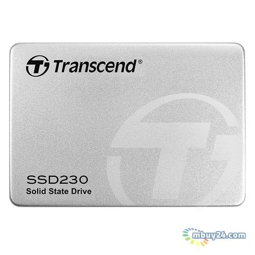 SSD накопитель Transcend SSD230S 128Gb SATAIII 3D TLC (TS128GSSD230S)