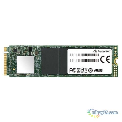 Накопитель SSD Transcend MTE110S 128Gb NVMe M.2 3D TLC (TS128GMTE110S)