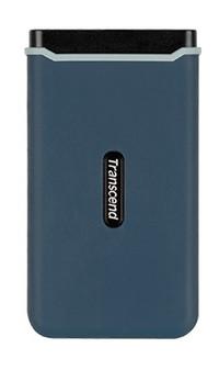 Накопитель SSD Transcend ESD350C 480GB Navy Blue (TS480GESD350C)