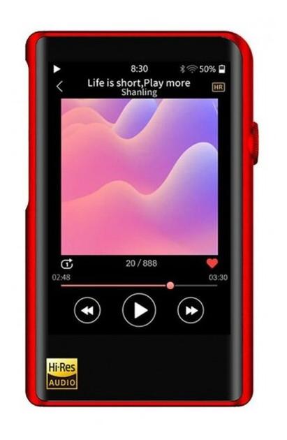 Портативный плеер Shanling M2X Red (90401858)