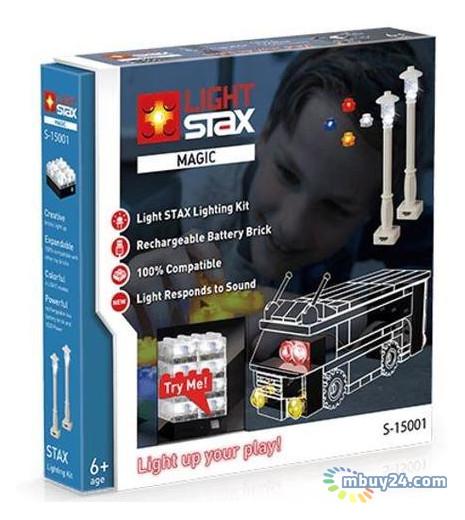 Конструктор Light Stax Magic Tuning с подсветкой (LS-S15001)