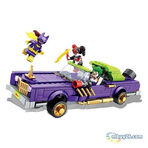 Конструктор JVToy Bat Heroes Лоурайдер Джокера (13002)
