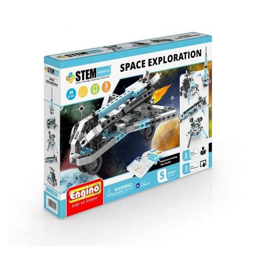 Конструктор Engino Stem Heroes Исследование космоса 5 в 1 (STH51)
