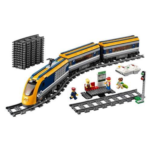 Конструктор Lego City Пассажирский поезд (60197)
