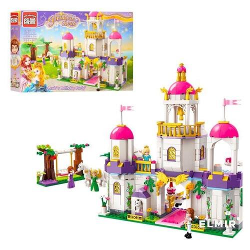 Конструктор Brick Замок принцессы (2610)