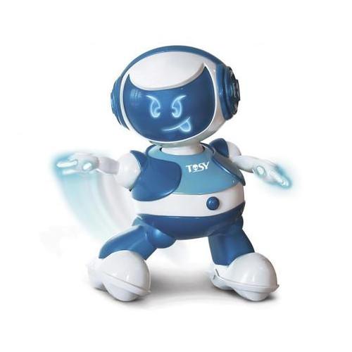 Интерактивный робот Discorobo Лукас Укр Синий (TDV102-U)
