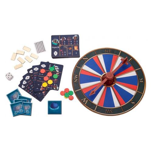 Настольная игра Bombat Game Сокровища старого пирата (800033)