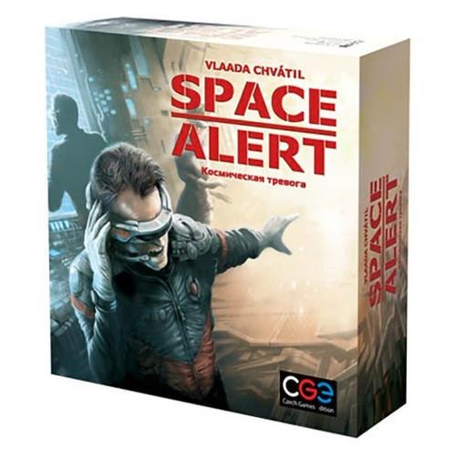 Настольная игра GaGa Games Космическая тревога (CGE00005)