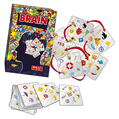 Игра Мастер Brain (MKE0501)