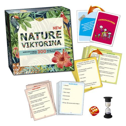 Игра Мастер Nature Викторина (MKK0606)