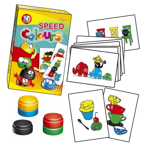 Игра Мастер Speed Colours (MKZ0805)